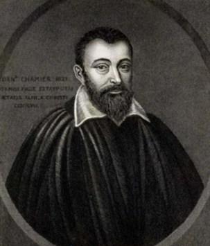 Huguenot minister Daniel Chamier