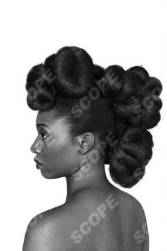 SR34458-E Hairstyle BW
