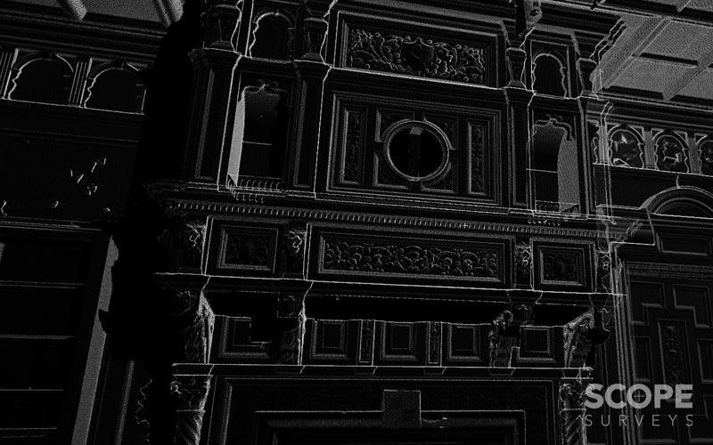 3D HD Laser Scan by Scope Surveys, London