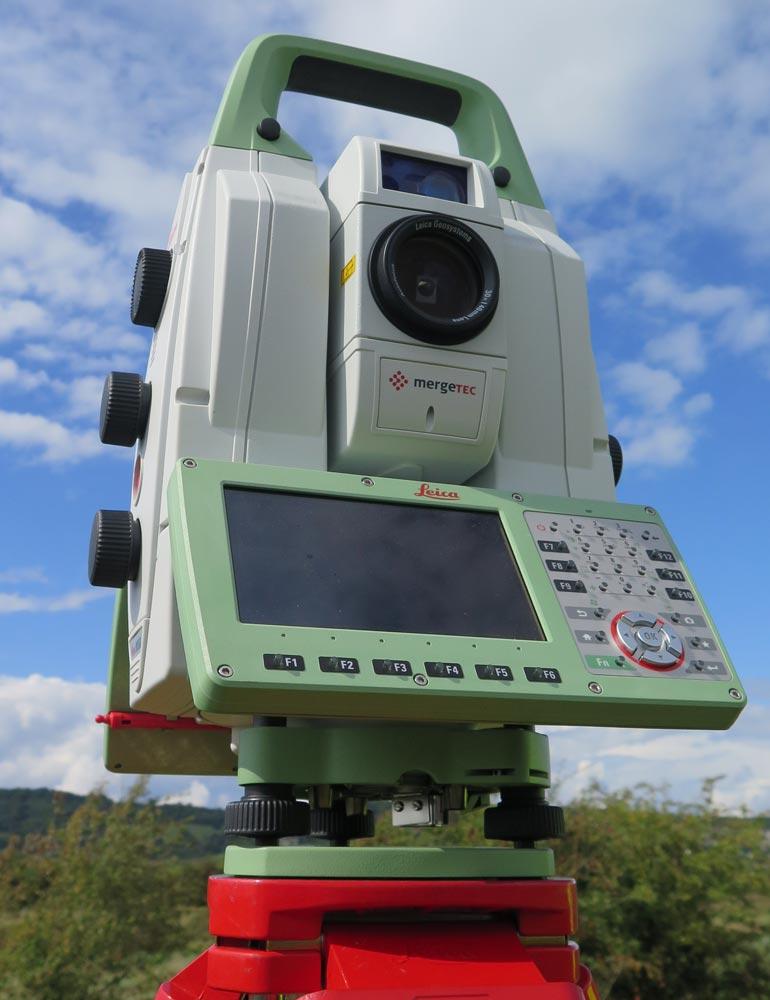 Leica Surveying Scope Surveys London