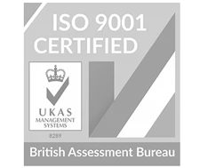 ISO 9001 Certified – Accreditation for Scope Surveys