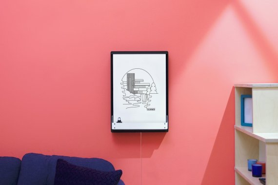 Joto is a robotic drawing board