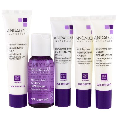 Andalou Naturals Age Defying withResveratrol Q10 plant stem cells