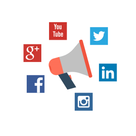 get promoted to our social media channels