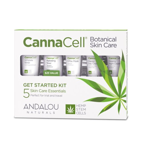 CannaCell® Botanical Skin Care Get Started Kit