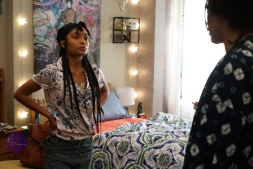 Yara Shahidi as Zoey Johnson in the 'Black-ish' spin-off 'Grown-ish'