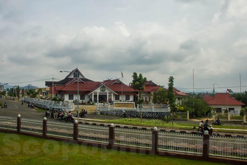 Kantor Bupati Murung Raya