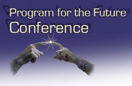Program for the future Conference - Ispirato alla visione di Douglas Engelbart di sfruttare la tecnologia per migliorare le condizioni di vita dell'umanità