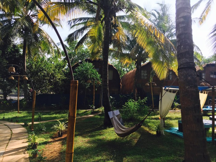 The Mandala yoga resort Goa