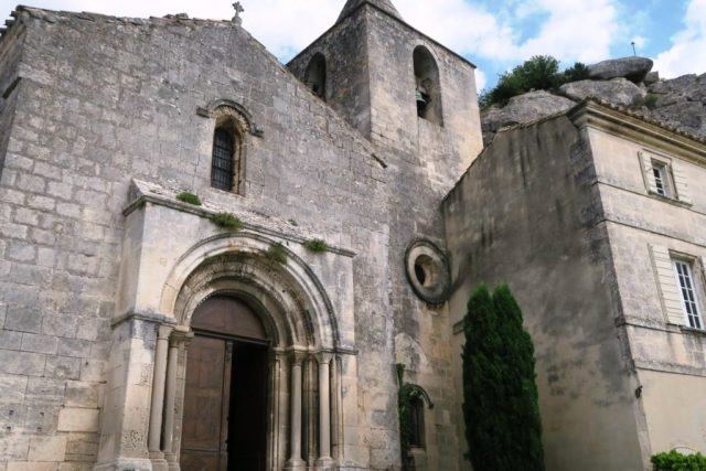 Chiesta di Saint-Vincent