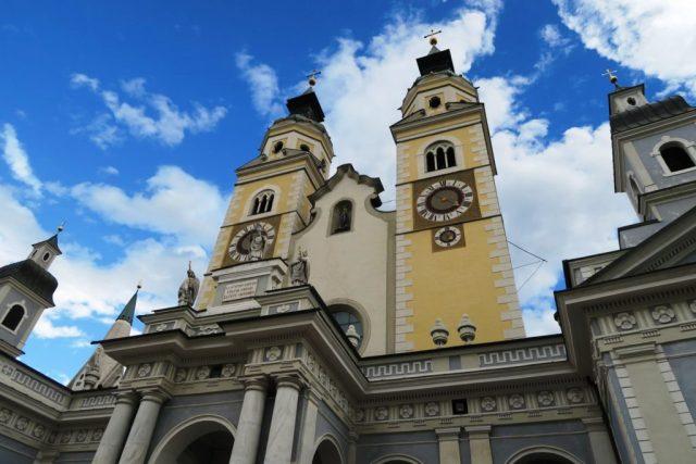Bressanone : il Duomo
