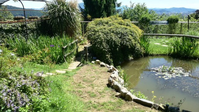 "Bergamo Alta: l'orto botanico ""Lorenzo Rota"""