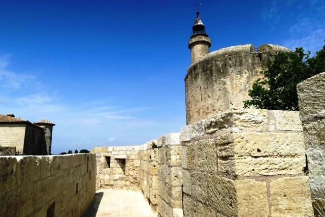 Aigues Mortes: tra le mura della fortezza