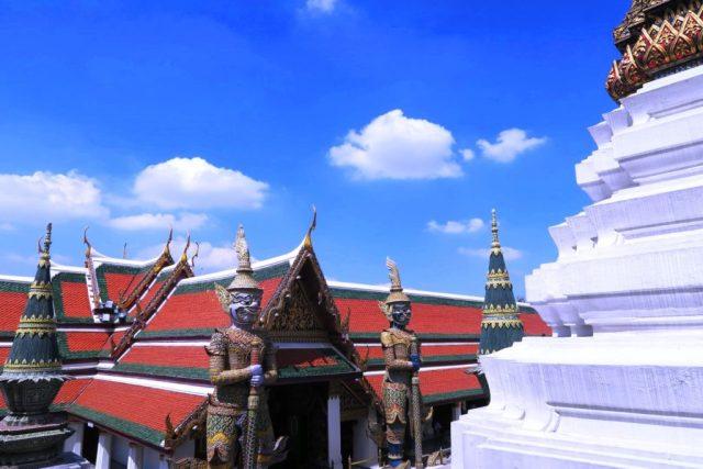 Cosa vedere a BANGKOK: il Gran Palazzo Reale