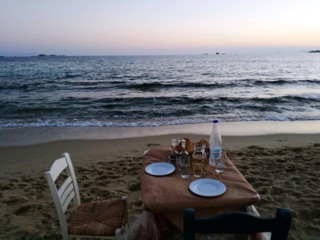 Dove mangiare a Naxos