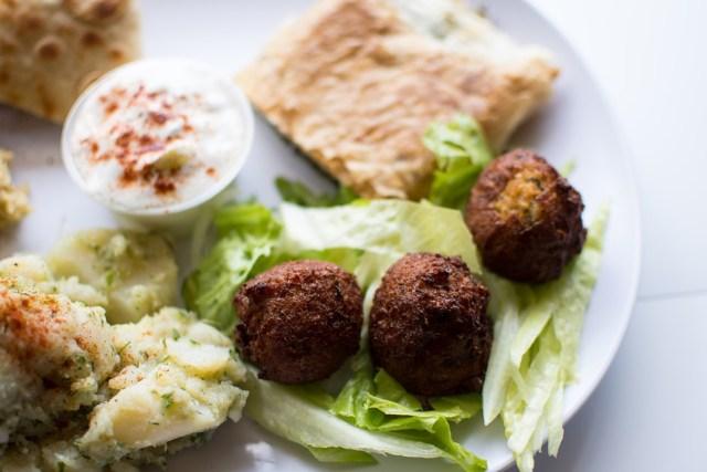 Cosa mangiare in Grecia - Kolokithokeftedes