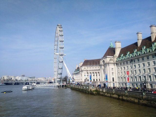 weekend a Londra