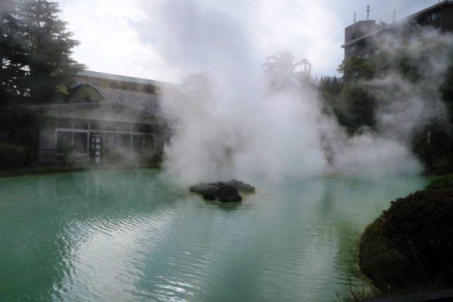 Gli inferni di Beppu
