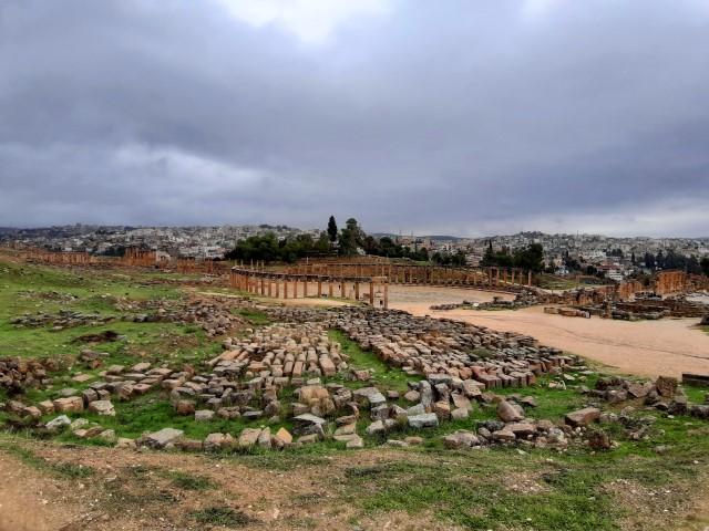 cosa fare a Jerash