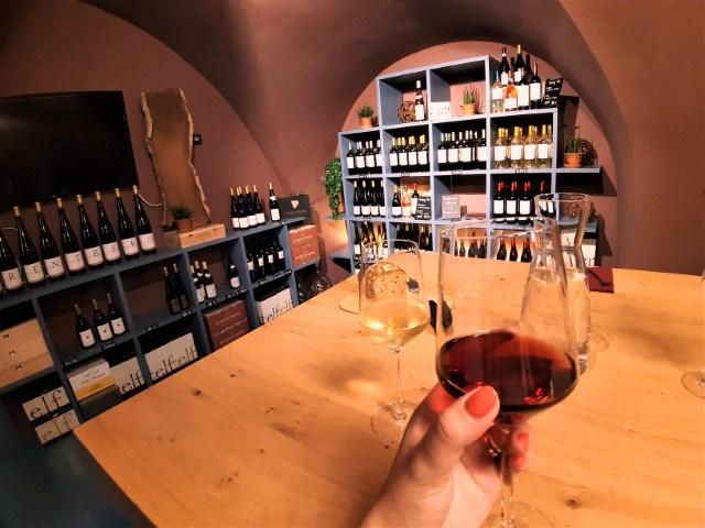 degustazione vino Egna