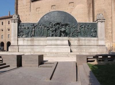 Monumento a Verdi Pilotta Parma