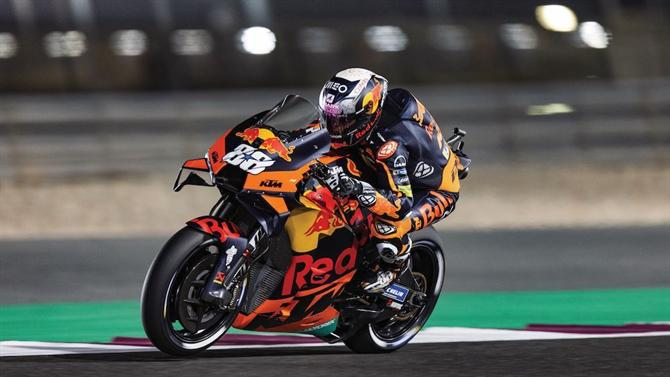 MIGUEL OLIVEIRA SAI DO 15.º LUGAR PARA O GP DO QATAR