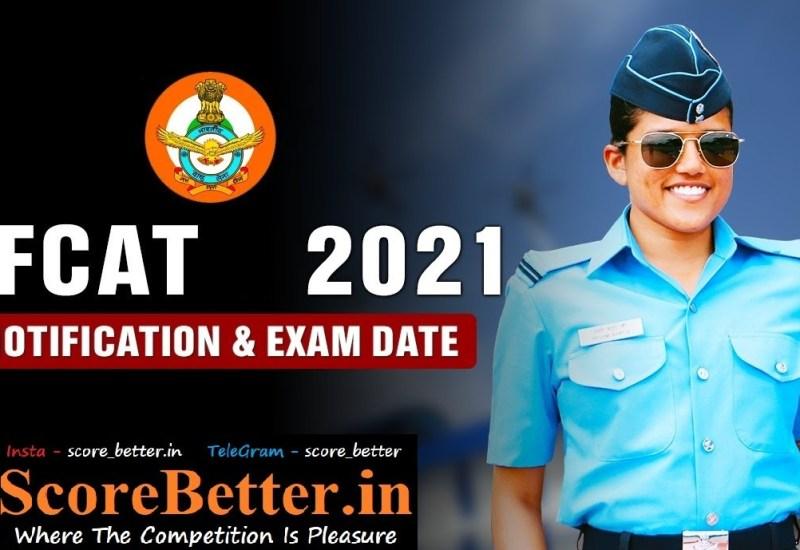 AFCAT Notification 2-2021