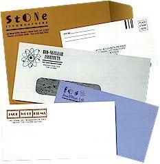 custom envelopes scorecards unlimited