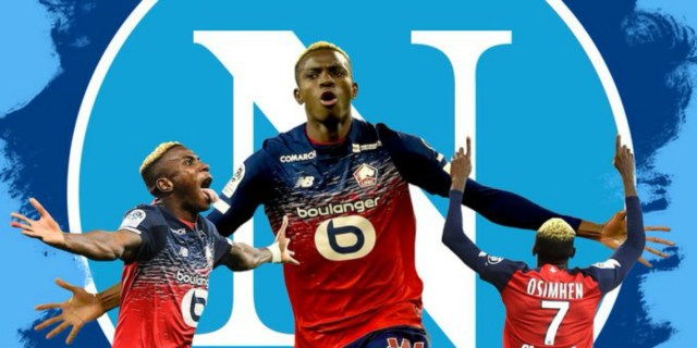 Why image rights hold up Osimhen transfer to Napoli - Score Nigeria
