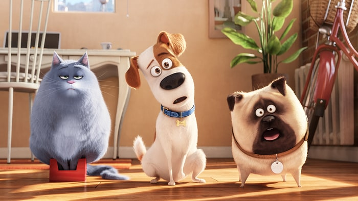 Resenha de Trilha Sonora: THE SECRET LIFE OF PETS – Alexandre Desplat