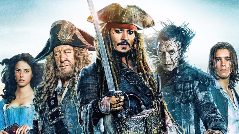 Resenha de Trilha Sonora: PIRATES OF THE CARIBBEAN: DEAD MEN TELL NO TALES – Geoff Zanelli