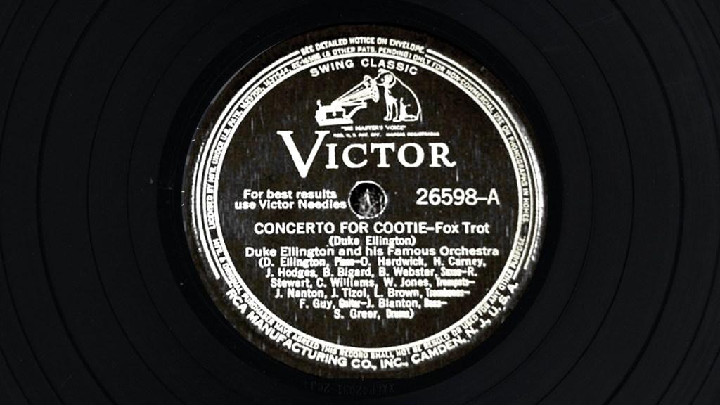 Ellington Concerto for Cootie