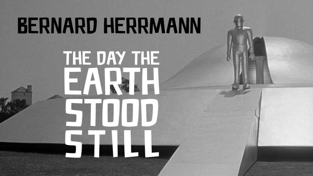 Day the Earth Stood Still - Herrmann