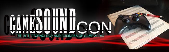 GameSoundCon Logo