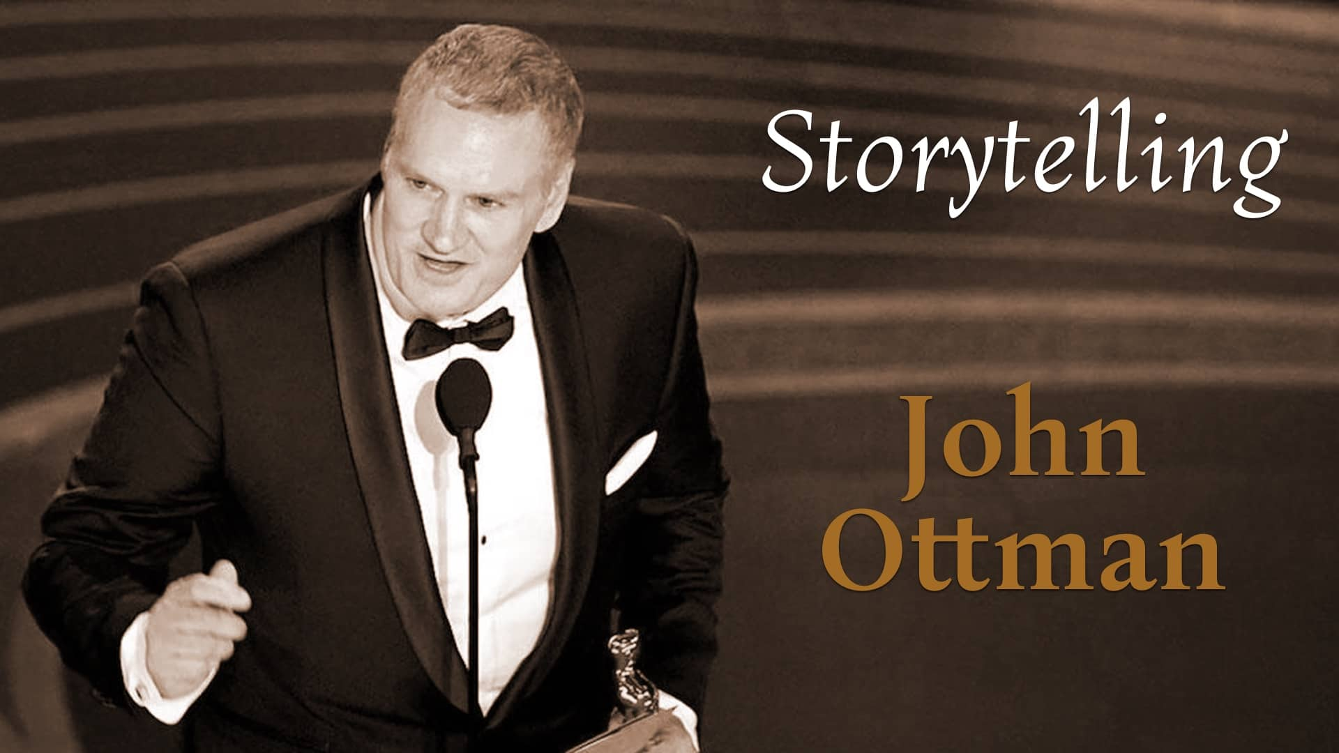 John Ottman Storytelling