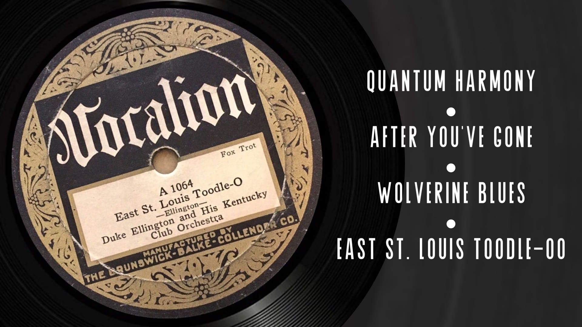 Ellington Quantum Harmony