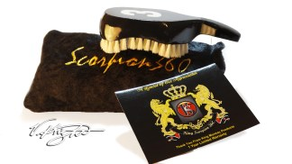 King Scorpion 360 Black Club Brush