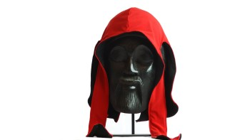 King Scorpion 360 Reversible Fat-Lace Black/Red Durag is A Great Way To Get Your 360 Waves Fast Compresses The Hair For Better Wave Control Easy To Use Stylish FatLac Shark Tail Design