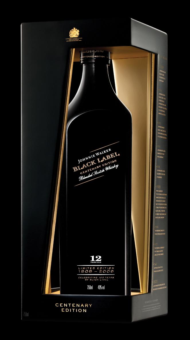 JW Black Centenary Pack
