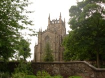 View of The Abbey