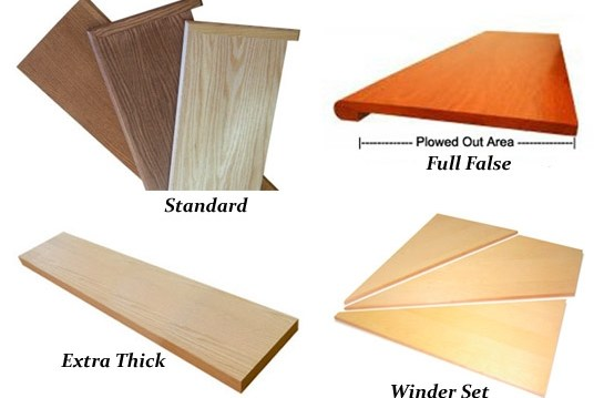 Solid Wood Stair Treads Oak Maple Birch Ash And Custom Treads | Real Wood Stair Treads | Vertical Bamboo Stair | Replacement | Acacia | Self Adhesive | Riser