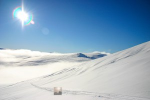 Backcountry Tracks - Cairngorm - Feb 2010