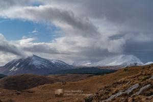 Beinn Trilleachan and Beinn Sgulaird, Lochaber