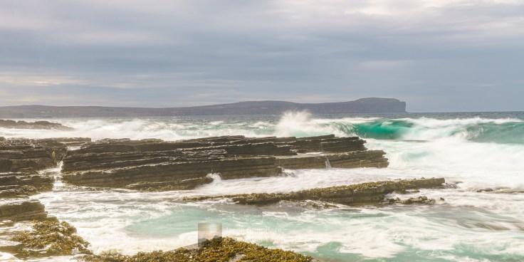 Saturday Afternoon - Choppy Pentland Firth - 1, Caithness