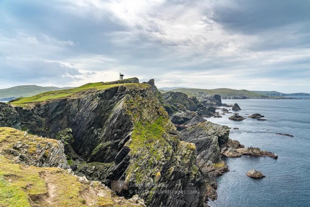 The West Coast of Fethaland, Shetland