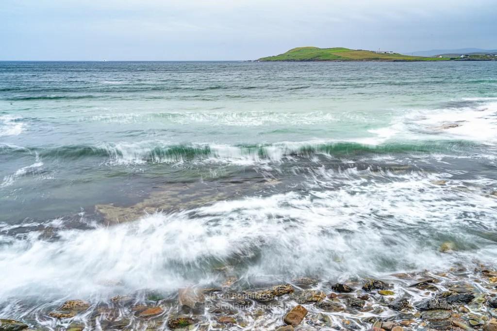 Crashing Waves - Lerwick South Side, Shetland