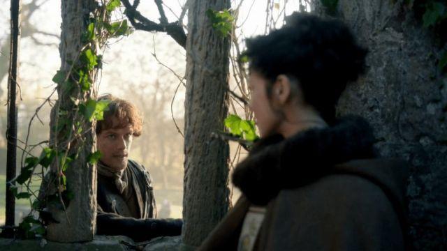 Outlander West Kirk Scene
