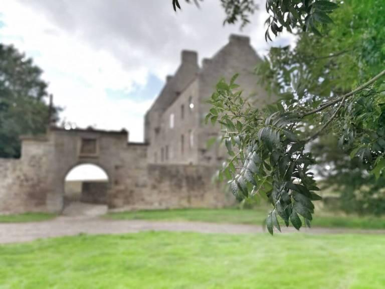 Midhope Castle ingresso