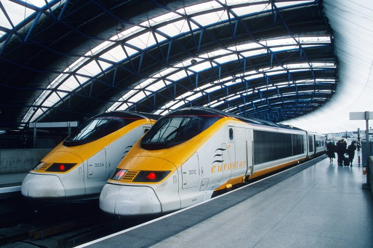 Scozia in treno