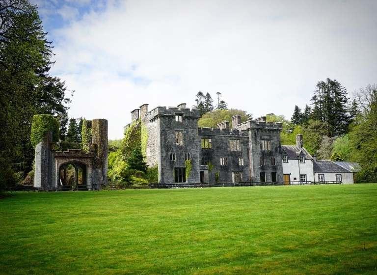 Armadale Castle Skye